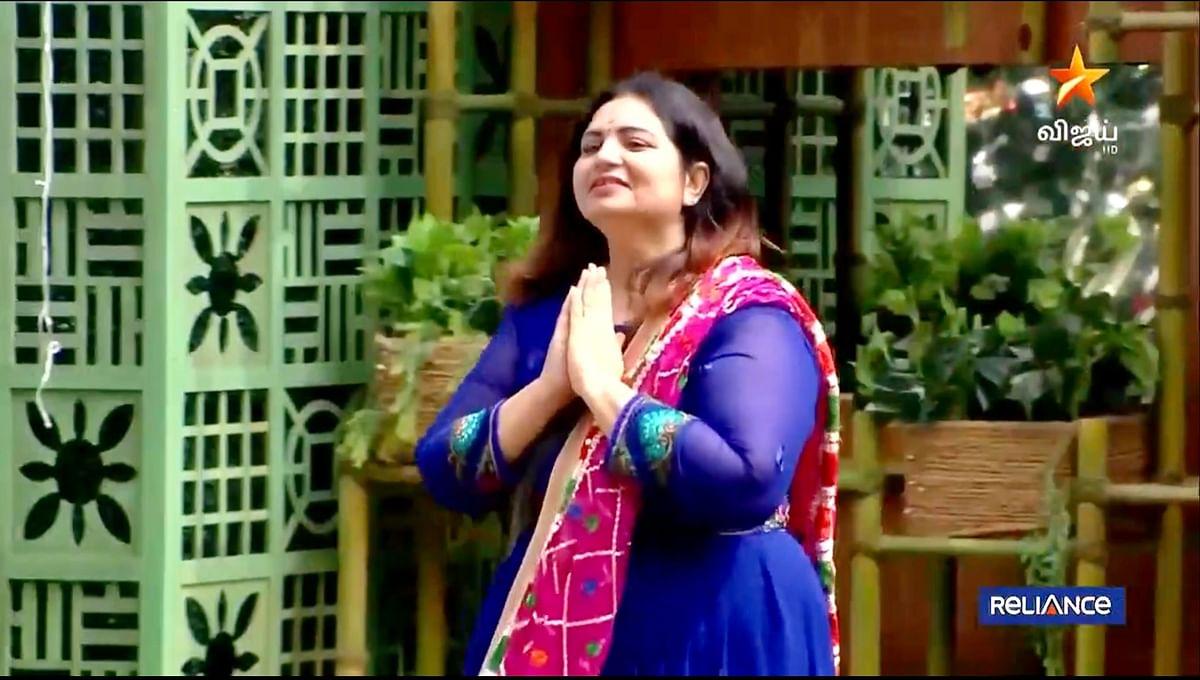 Shivani's mother