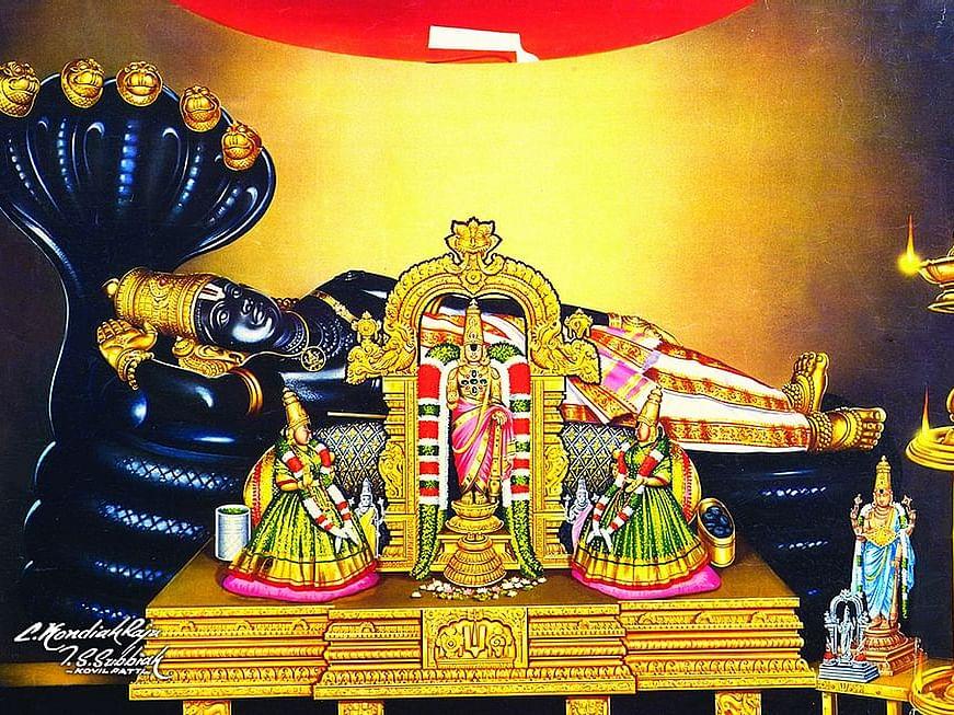 திருமாலைப் பற்றிக் கொள்ள எளிய வழி இதுதான்... நாலாயிர திவ்ய பிரபந்தம் கண்டெடுக்கப்பட்ட வரலாறு!