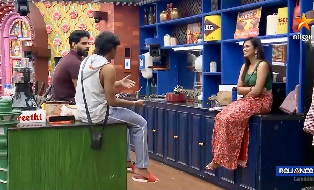 Bigg boss tamil season 4 Bala Ramya Aajeedh