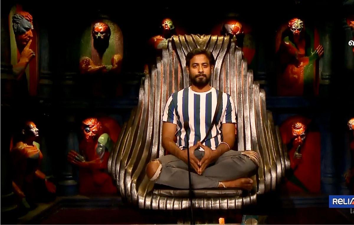 Bigg boss tamil season 4 Aari Arjunan
