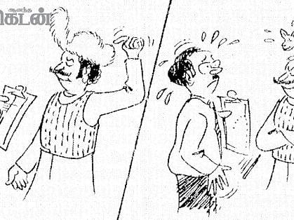 விகடன் பொக்கிஷம்: PETடிச் சிரிப்பு!