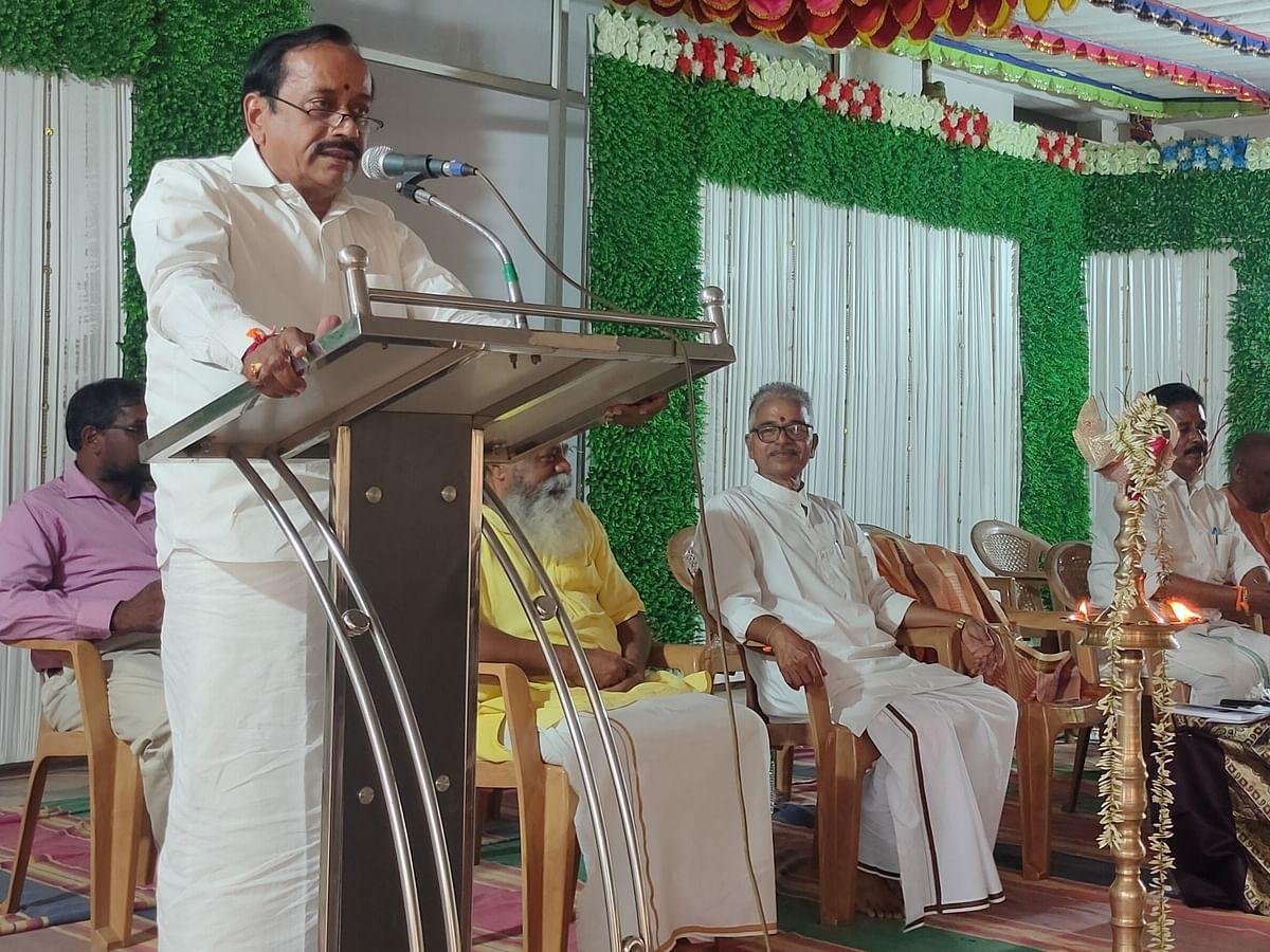 `வேல் யாத்திரைக்குப் பிறகு தி.மு.க-விலிருந்து அதிகமானோர் பா.ஜ.க-வில் இணைகிறார்கள்' - ஹெச்.ராஜா