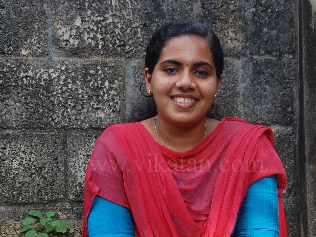 `இந்தியாவின் இளம் வயது மேயர்' ஆர்யா ராஜேந்திரன்