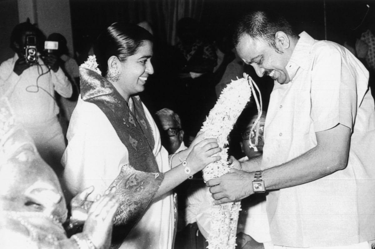 வாலியுடன் பி.சுசீலா