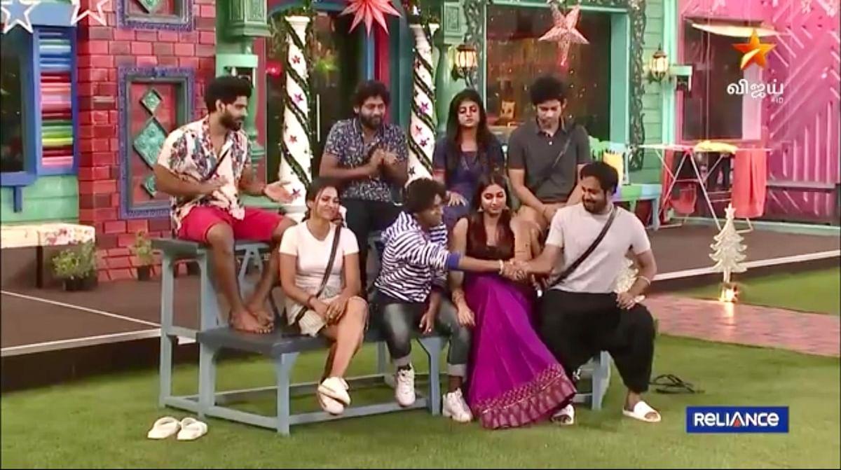 Bigg boss tamil season4 contestants