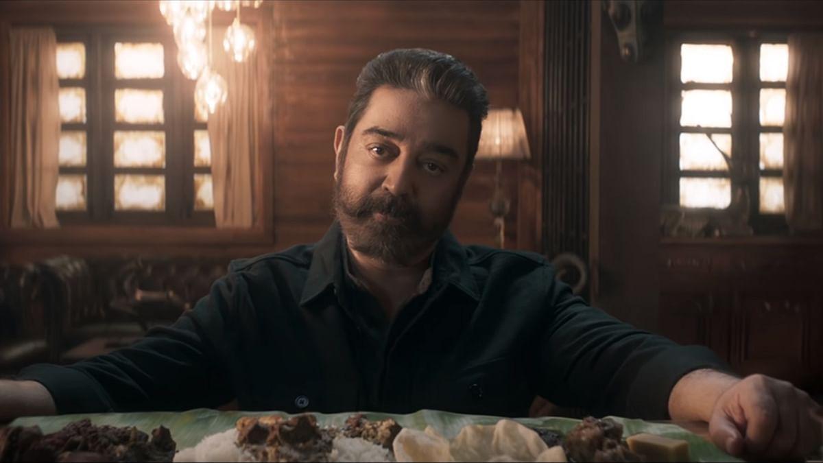 'விக்ரம்' கமல்