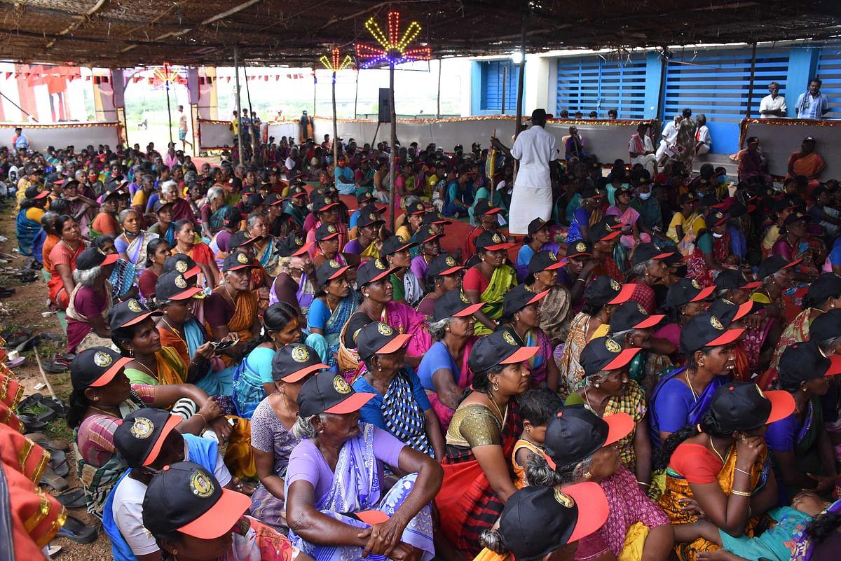 திமுக நடத்திய கிராம சபை