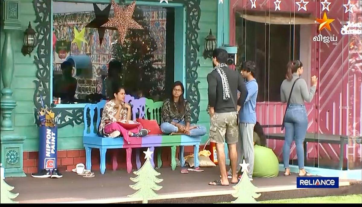 Bigg boss tamil season 4 contestants
