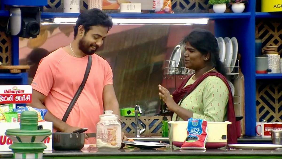 Bigg boss tamil Aari, Nisha