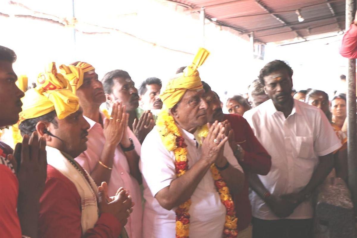 சத்திய நாராயணா