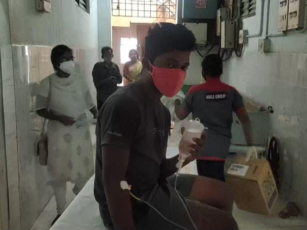ஆந்திரா: `திடீர் மயக்கம்; ஒருவர் பலி: 350 பேர் மருத்துவமனையில் அனுமதி!'- பதறவைத்த மர்ம நோய்