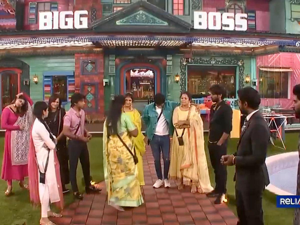 Bigg boss tamil Nisha eviction