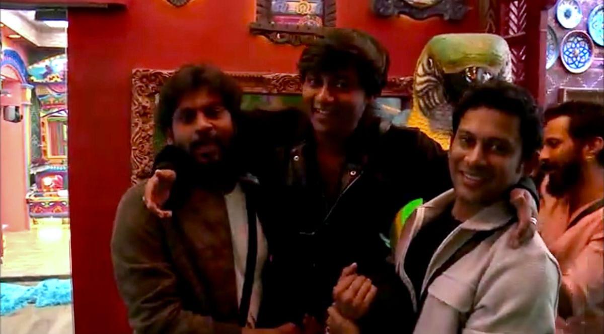 Bigg boss Rio, Aajeedh, Som