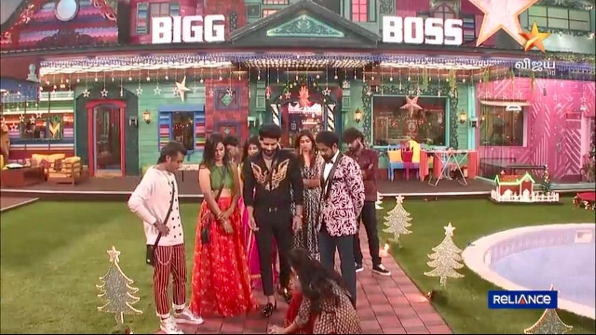 Bigg boss tamil season4 live updates
