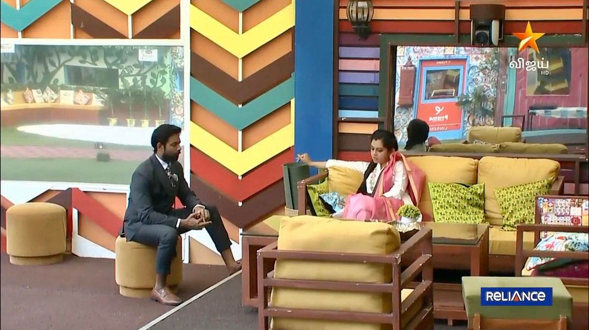 Bigg boss tamil season 4 Aari Anitha