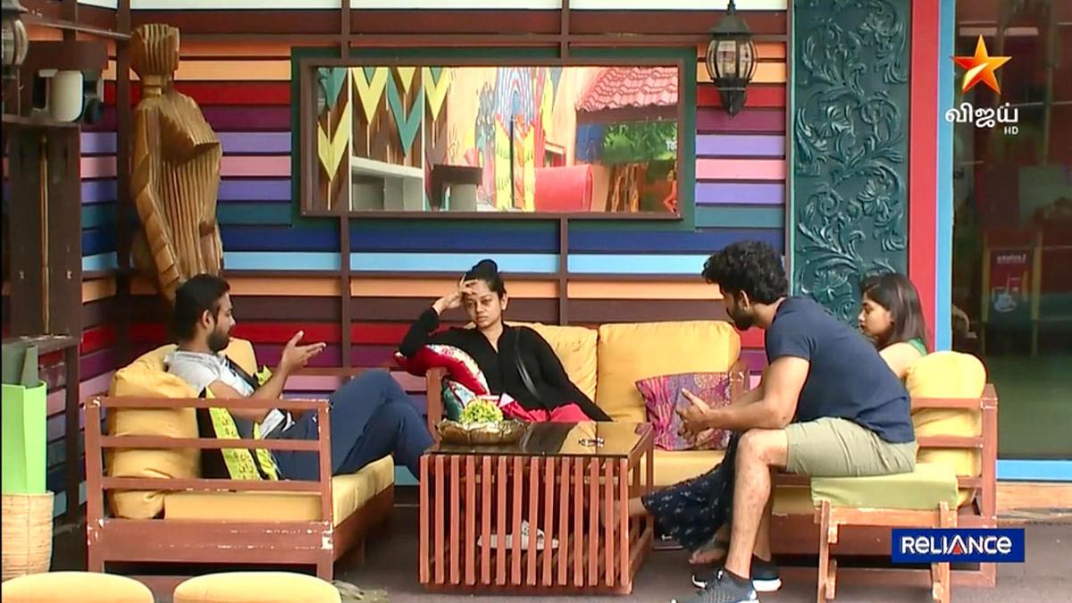 Bigg boss tamil season 4 yesterday episode