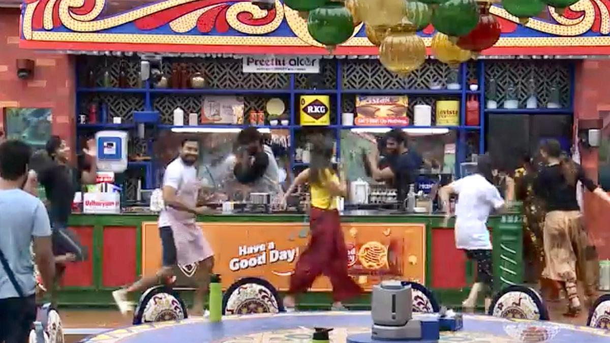 Bigg boss tamil season 4 highlights