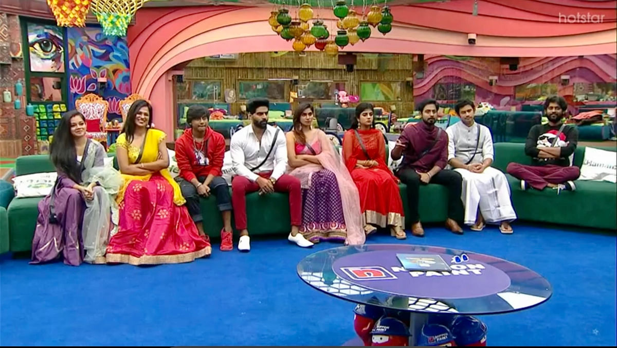 Live bigg boss tamil season 4 updates