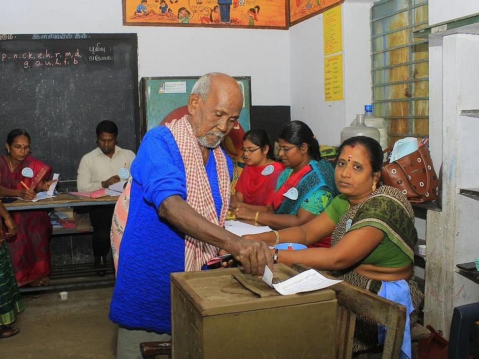 கொரோனா: 16 லட்சம் வாக்காளர்கள்... 512 துணை வாக்குச்சாவடிகள்... விழுப்புரம் மாவட்டத்தில் ஏற்பாடு!