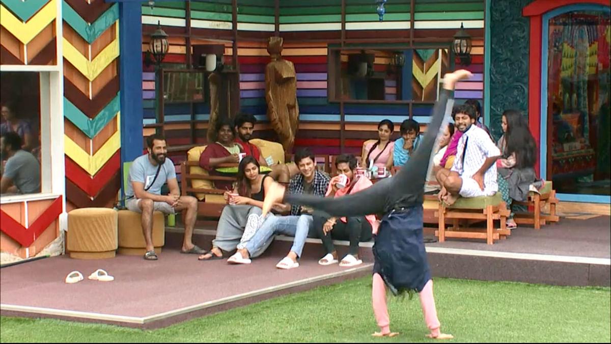Bigg boss tamil season 4 live updates