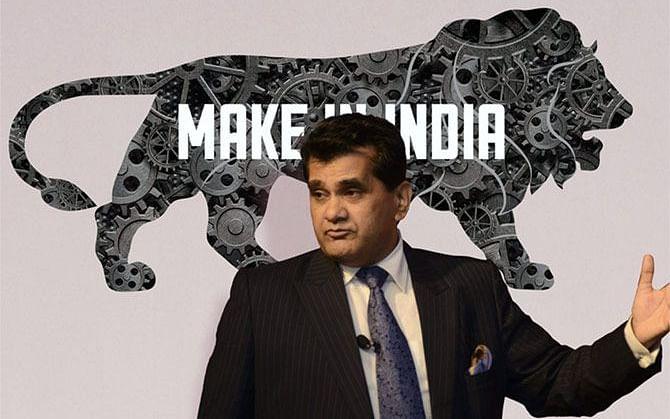 `#TooMuchDemocracy: இந்தியாவில் சீர்திருத்தங்கள் செய்வது கடினம்' - நிதி ஆயோக் சி.இ.ஓ சொன்னது என்ன?