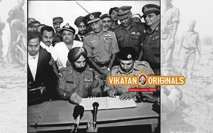 விஜய் திவாஸ்: இந்தியாவிடம் அடிப்பணிந்த பாகிஸ்தான் - வங்கதேசம் உருவான வரலாறு #VikatanOriginals