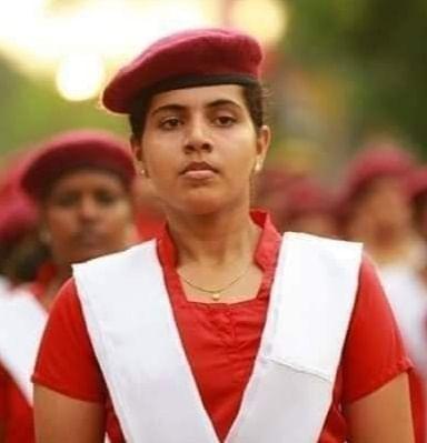 ஆர்யா ராஜேந்திரன்