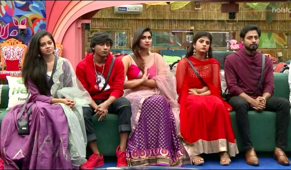 Bigg boss season 4 tamil