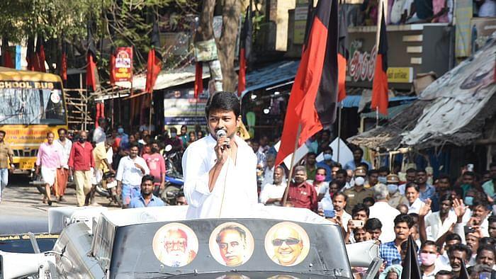உதயநிதி ஸ்டாலின் தேர்தல் பிரசாரம்