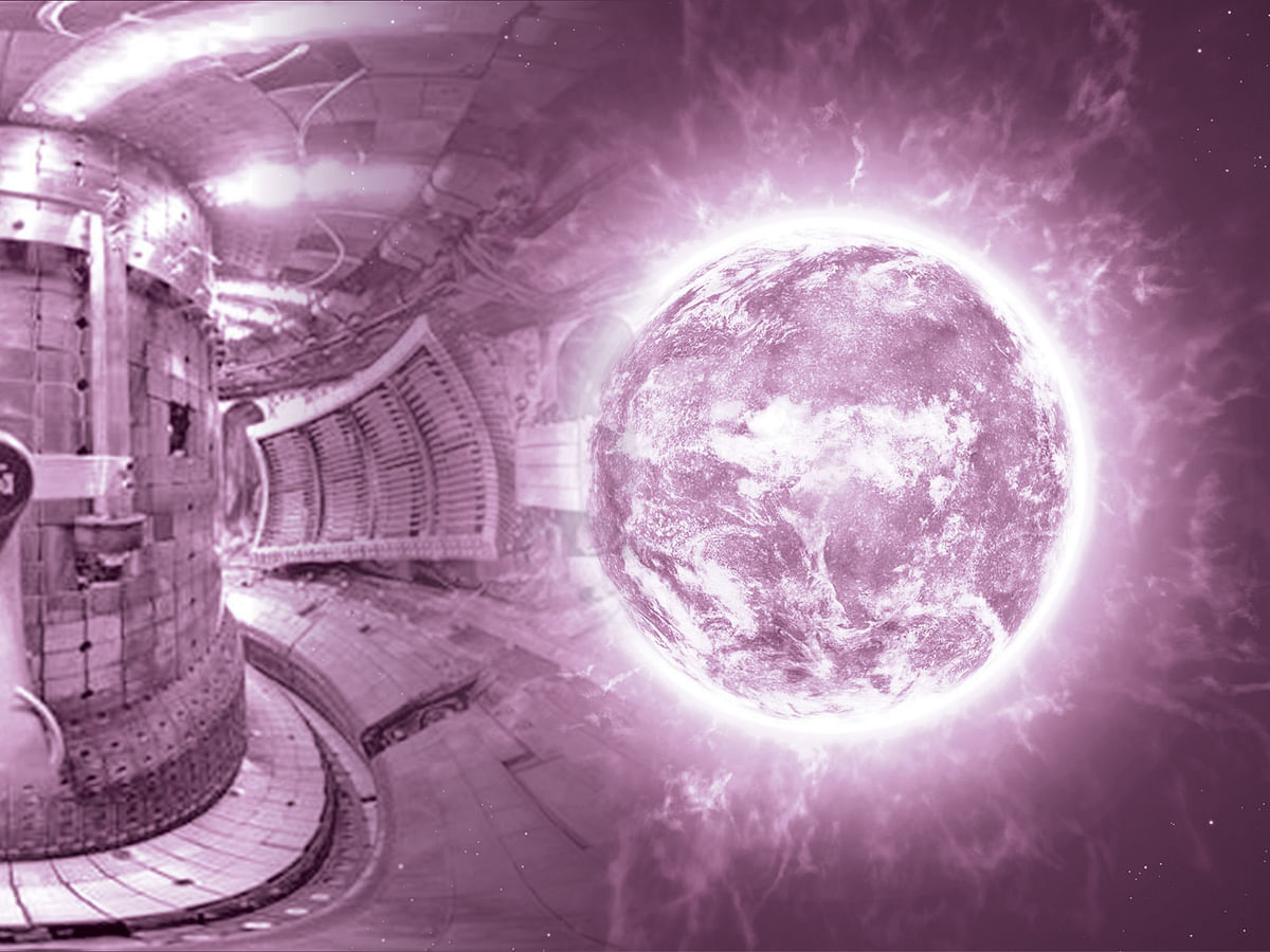 டொகமாக் சூரியன்