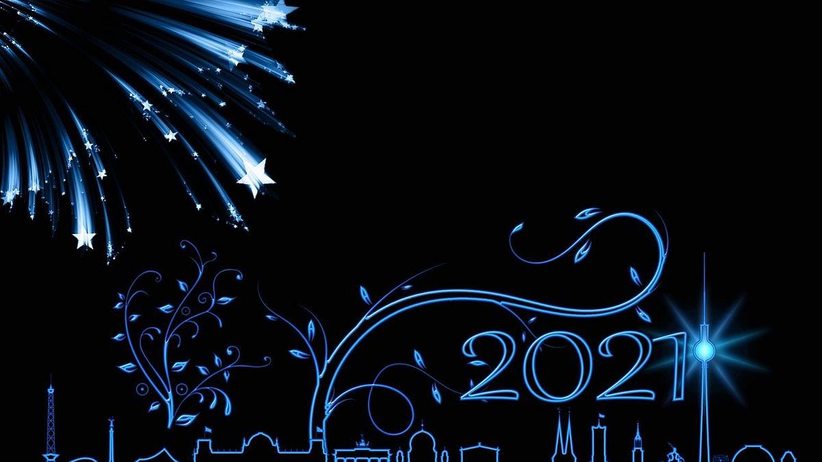 புத்தாண்டு கொண்டாட்டம் 2021