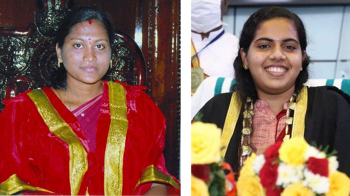 ரேகா பிரியதர்ஷிணி - ஆர்யா ராஜேந்திரன்