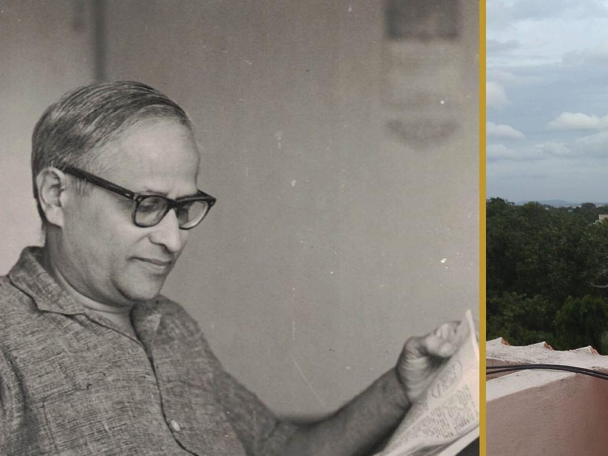 தி.ஜானகிராமன், மகள் உமா சங்கரி