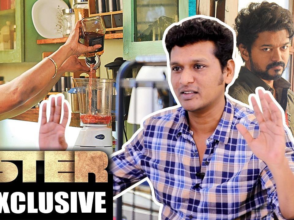 Master Secrets & Trailer: Lokesh Kanagaraj breaks | Exclusive Interview | Vijay | Anirudh