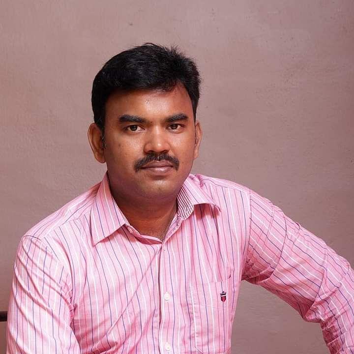 எழுத்தாளர் சரவணன் சந்திரன்