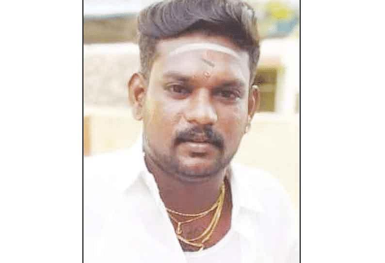 கொலை செய்யப்பட்ட ரஞ்சித்குமார்