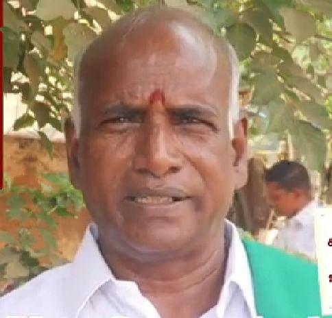 விவசாயி ஜெகதீசன்