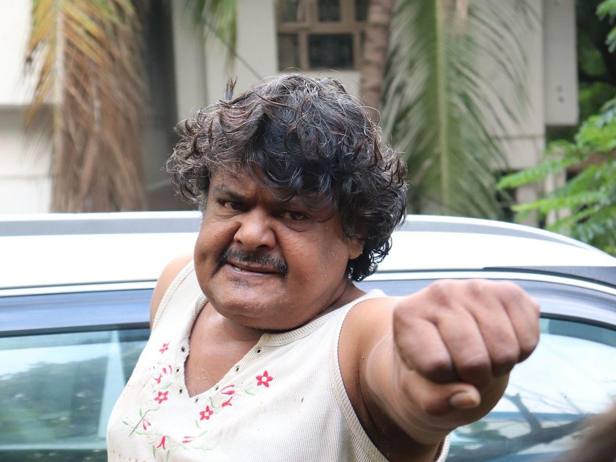 `ரகிட ரகிட ரகிட ஊ..!' - மன்சூர் அலிகானின்  மிரட்டலான பத்து பதில்கள்!