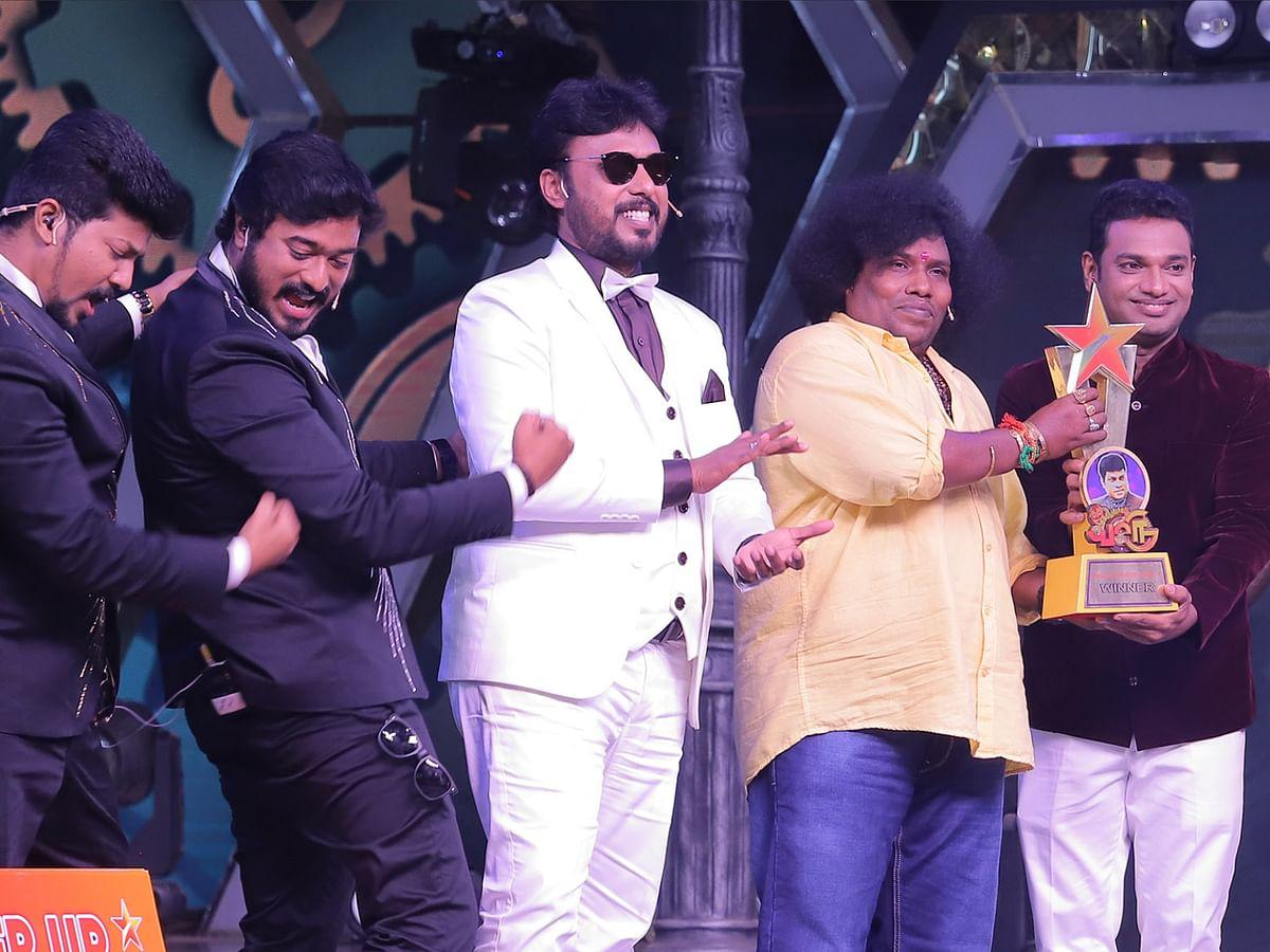 விகடன் TV: ரிஸ்க் எடுத்துதான் ஜெயிச்சேன்!