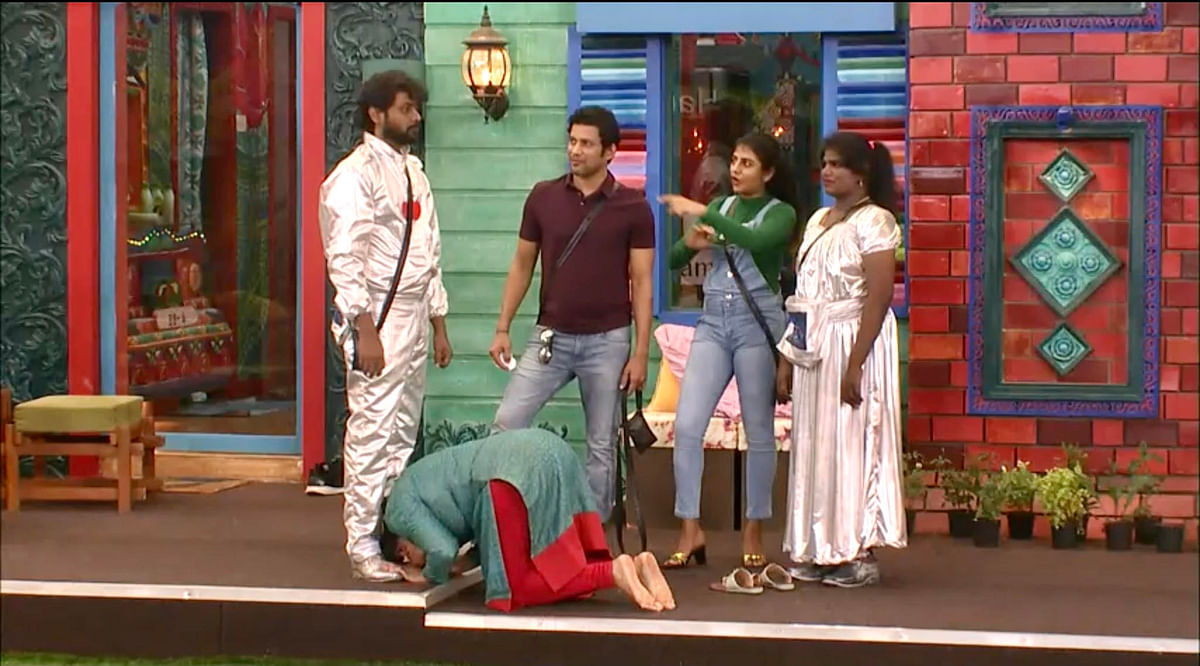 Bigg boss tamil season 4 updates