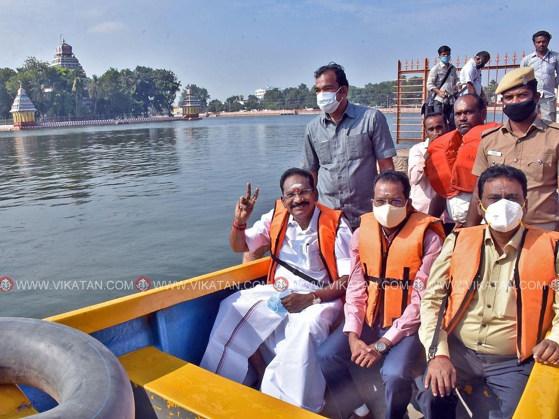 மதுரை: `எம்.ஜி.ஆர் மடியில் இருந்தவர்களெல்லாம் அவர் வாரிசாக முடியாது!' - செல்லூர் ராஜூ