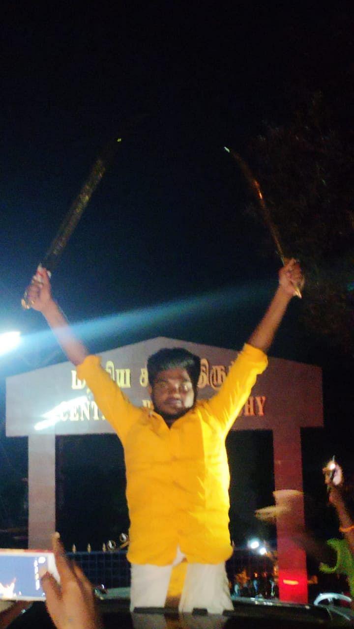ரௌடி குரு மணிகண்டன்