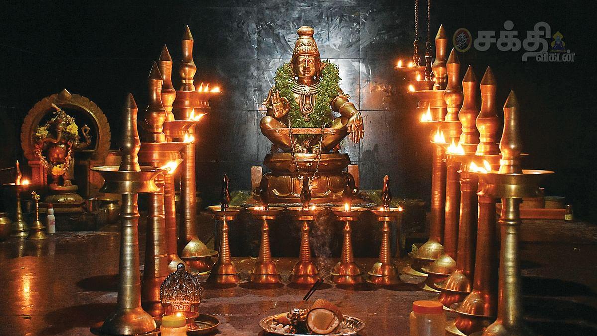 சுதந்திர ஐயப்பன் திருக்கோயில்