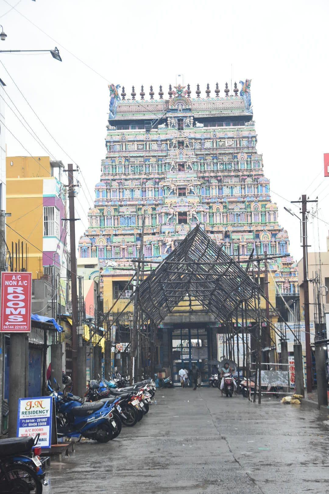 சிதம்பரம் ஸ்ரீ நடராஜர் கோயில்