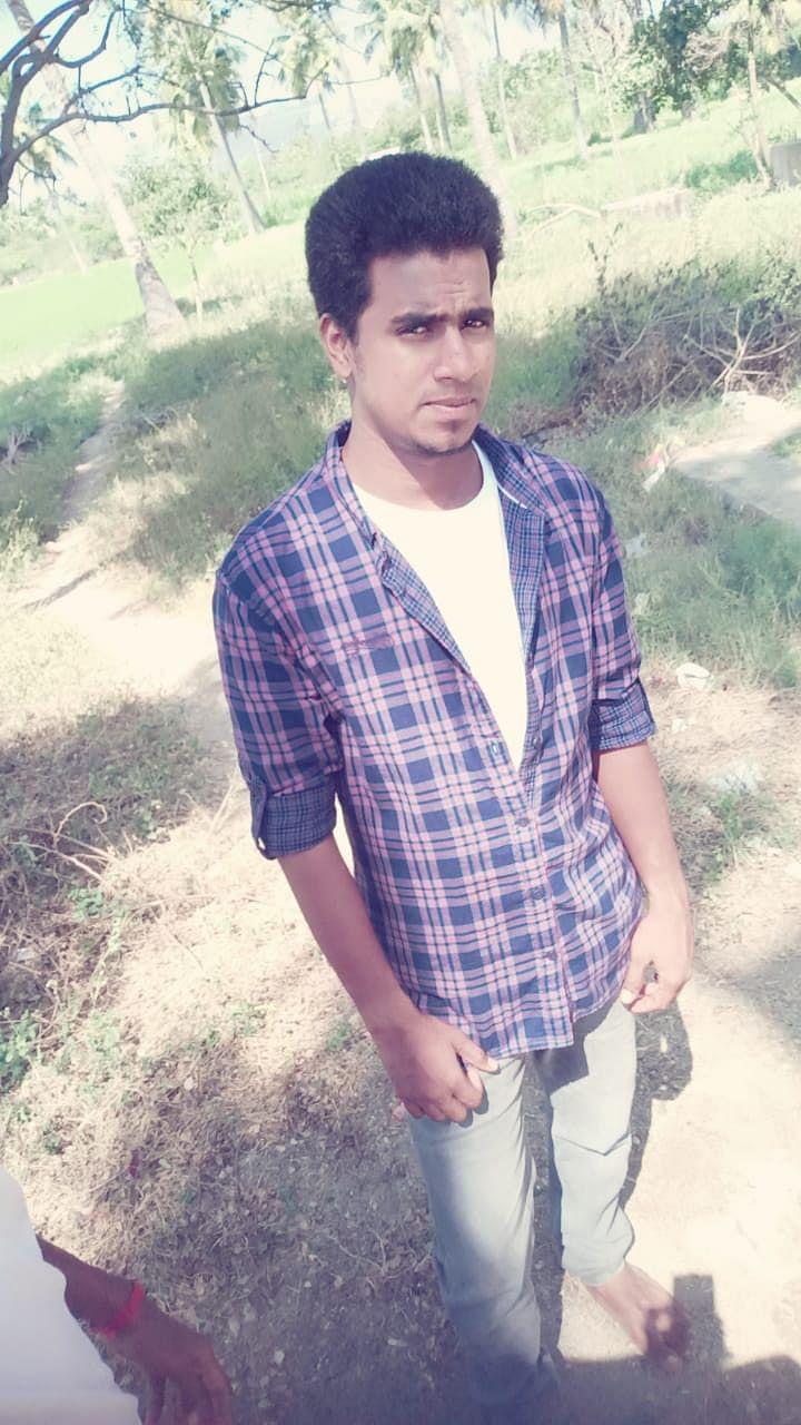ராணுவ வீரர் யோகராஜ்