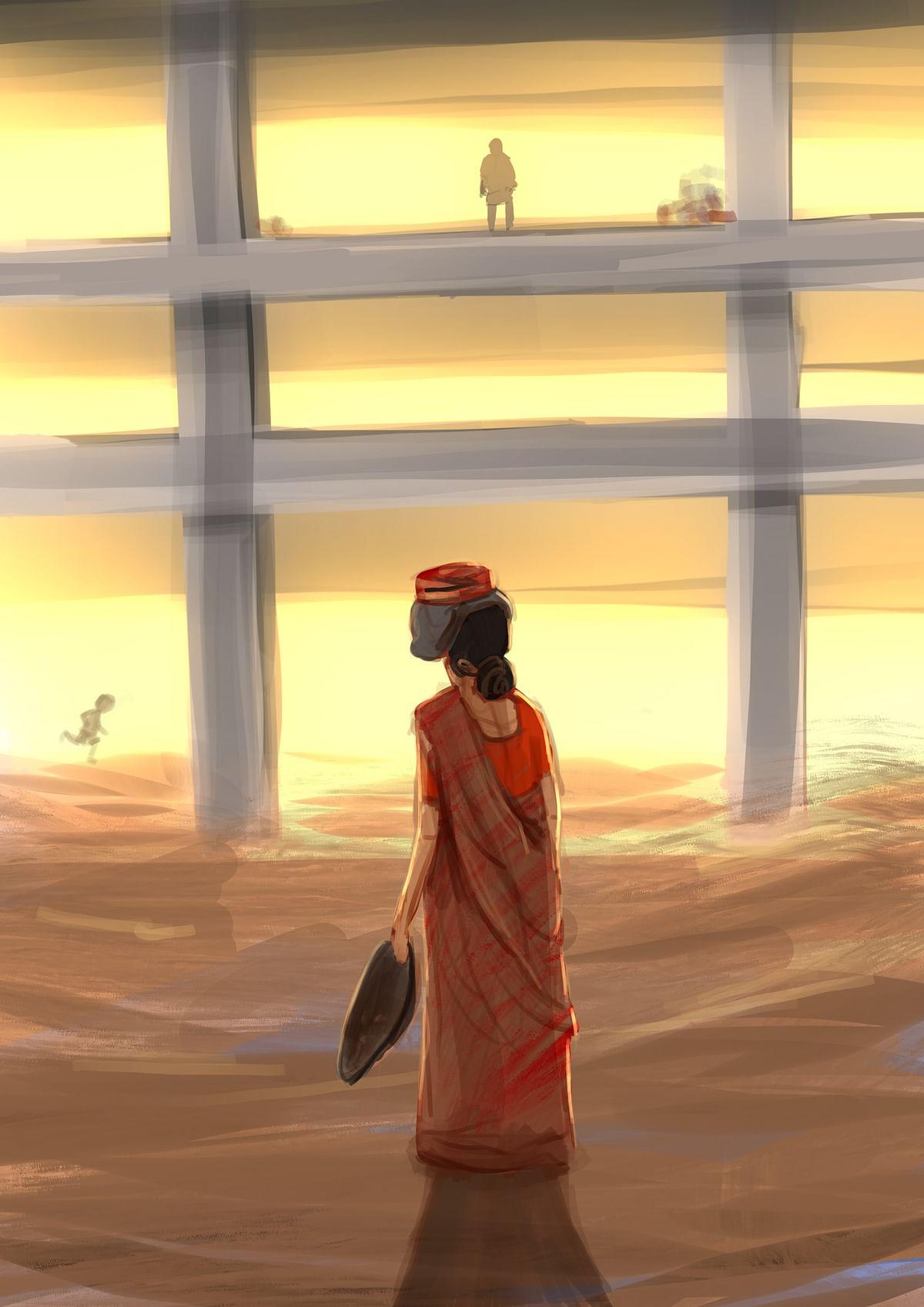 அநீதி ஆந்தாலஜி கதைகள்