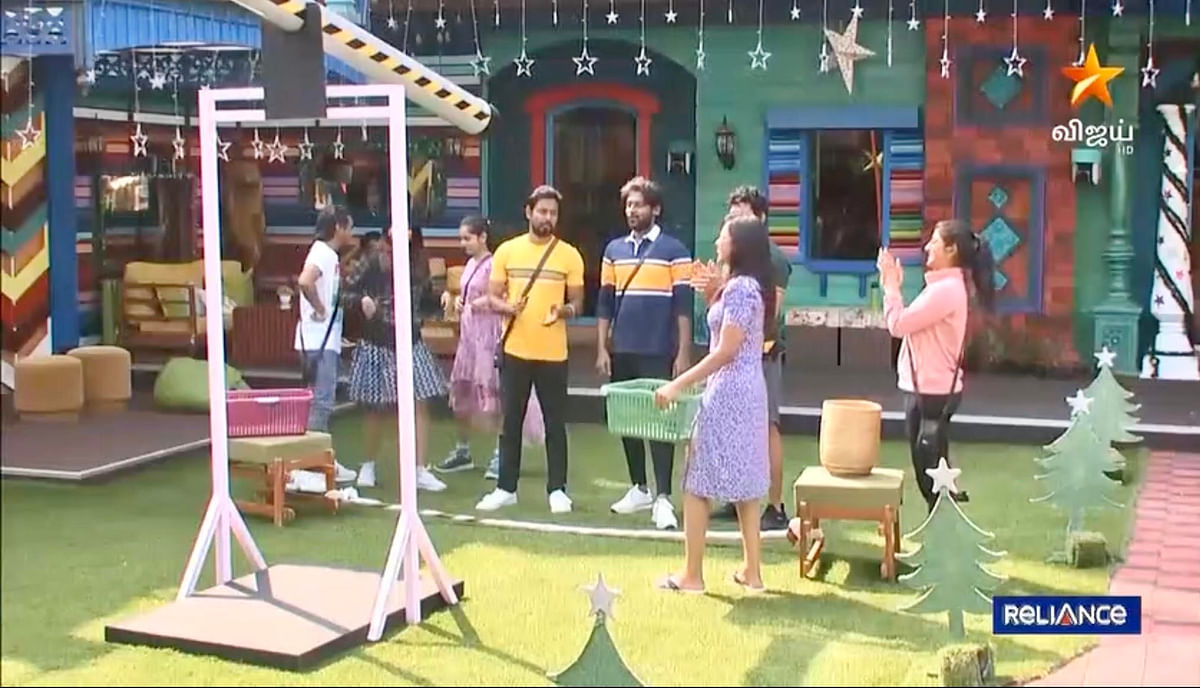 Bigg boss tamil latest episode updates