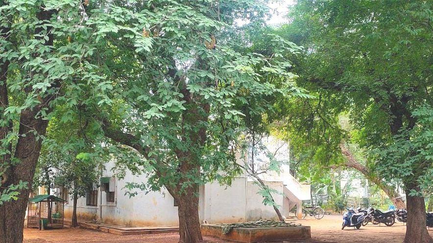 சிறைத்துறை டி.ஐ.ஜி குடியிருப்பு