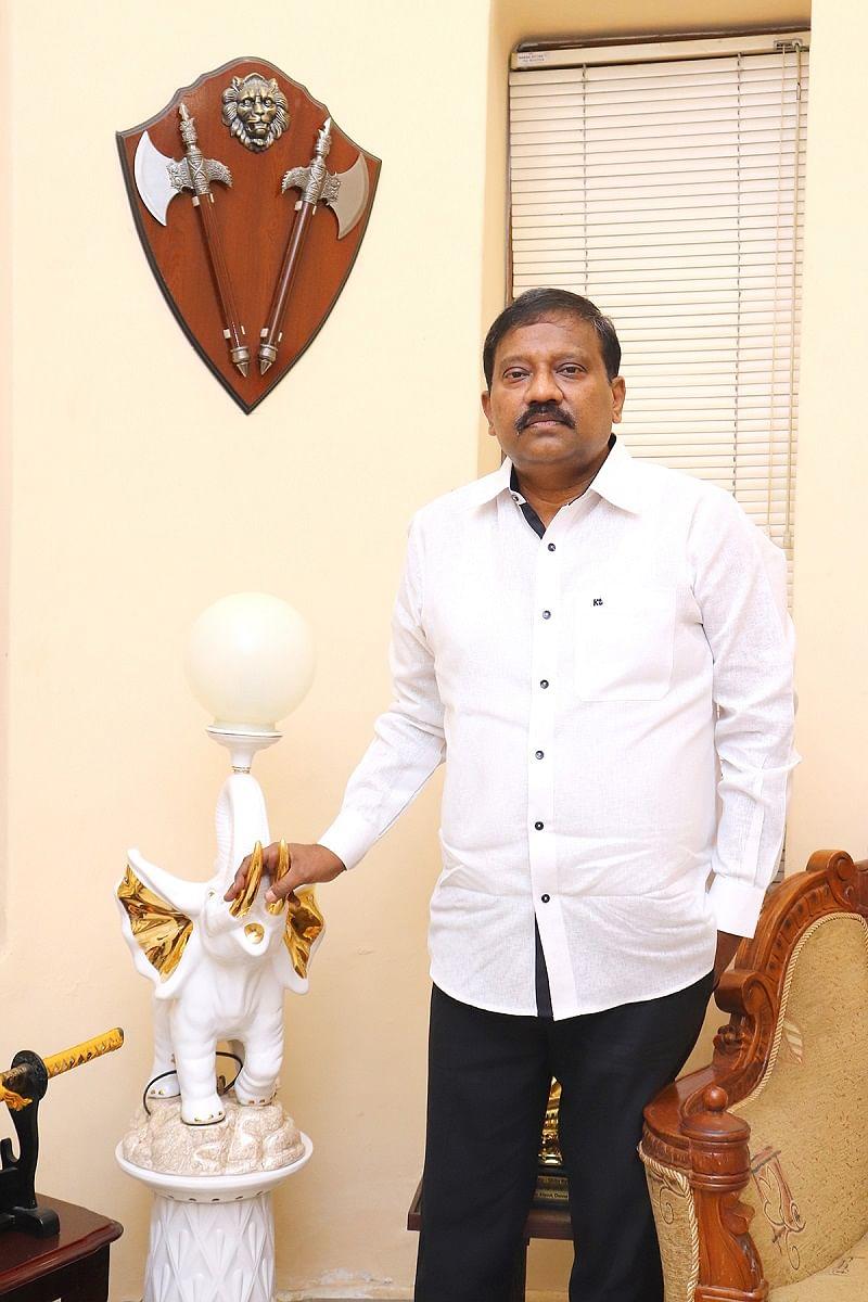 கராத்தே தியாகராஜன்