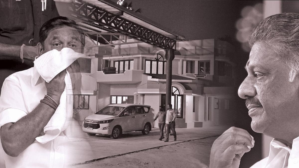 எடப்பாடி பழனிசாமி - பன்னீர்செல்வம்